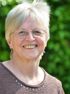 Portraitfoto Sigrid Schenk-Ulbrich