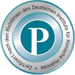 Qualitätsgütesiegel des Deutschen Instituts für klinische Hypnose